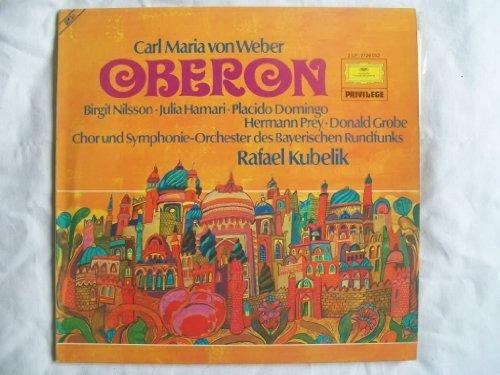 2726 052 Weber Oberon Bayerischen Rundfunks Kubelik