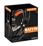 Indeca - Raiyin Auriculares Multiplataforma Sound (PS4)