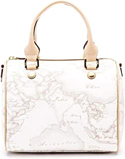 Alviero Martini Hand bag M Geo White