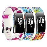 SZBAMI for Fitbit Inspire HR Bands/Fitbit Inspire Band, Waterproof Wristbands for Fitbit Inspire HR Fitness Tracker Women Man