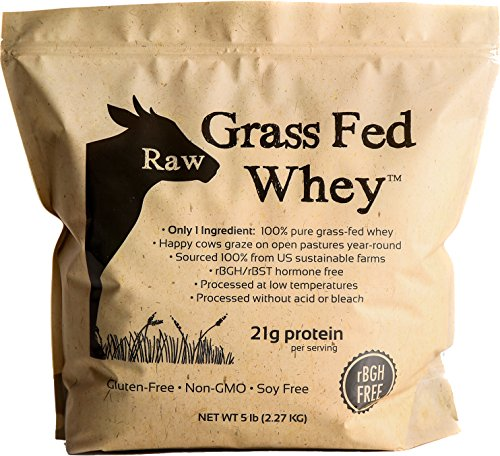 Raw Grass-Fed Whey