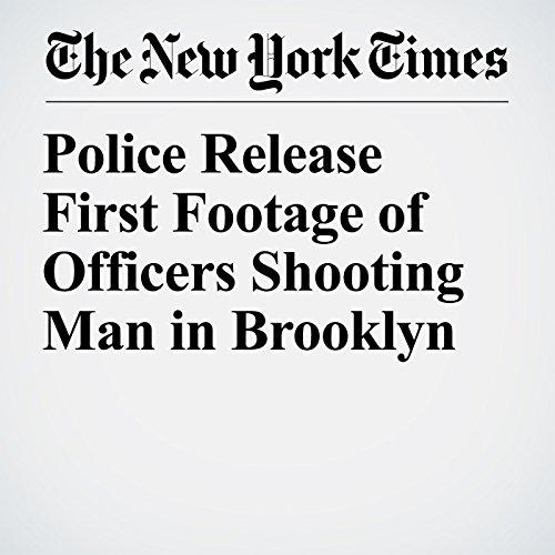 Police Release First Footage of Officers Shooting Man in Brooklyn copertina