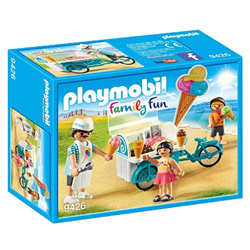 Playmobil Family Fun 9426 Ijsjesverkoper