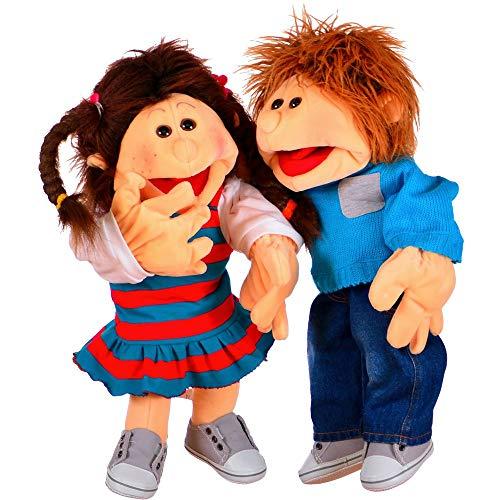 Living Puppets W769 Jo Handpuppe 45 cm