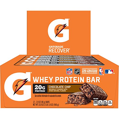 Gatorade Whey Protein Recover Bar