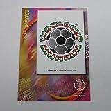 PANINI2002ワールドカップ コリアジャパン■レギュラーカード■P13/1986年 メキシコ大会 ≪2002 FIFA WORLD CUP≫