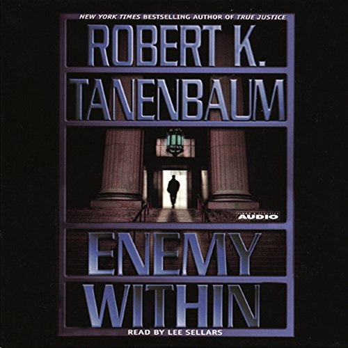 Enemy Within audiobook cover art