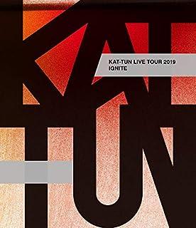 KAT-TUN LIVE TOUR 2019 IGNITE (Blu-ray通常盤)
