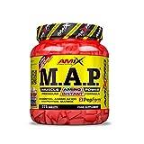 AMIX - Aminoácido en Tabletas Muscle Amino Power - Suplemento para Mantener y Aumentar la Masa Muscular - Gran Aporte de Proteínas para el Desgaste Muscular - 375 tabletas