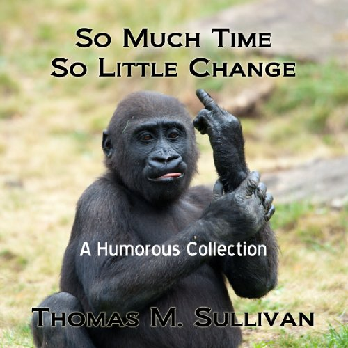 So Much Time, So Little Change audiobook cover art