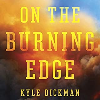 On the Burning Edge cover art