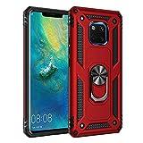HongMan Coque pour Huawei Mate 20 Pro, 360 Degrés Double Couche Renforcée Défense Bumper TPU Gel...