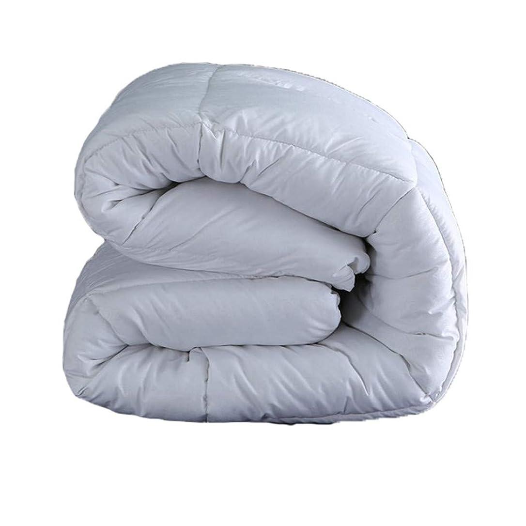 ローン抑圧する予測屋外キャンプ白い羽毛の冬のパンの掛け布団フィラー90%フェザーベルベット柔らかい暖かい綿のカバー掛け布団の寝具ブランケットシングルダブルキングサイズ3つ星ホテルの場合,200x230cm/2.5kg