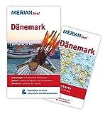 MERIAN live! Reiseführer Dänemark: MERIAN live! - Mit Kartenatlas im Buch und Extra-Karte zum Herausnehmen