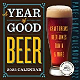 Year of Good Beer Page-A-Day Calendar 2022