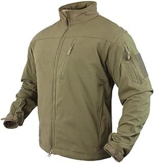 Condor Tactical Phantom Softshell Jacket - Tan - Large