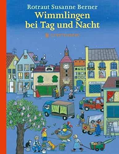 Wimmlingen bei Tag und Nacht: Sammelband mit 5 Bänden (Frühling, Sommer, Herbst, Winter, Nacht)