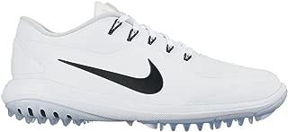 Nike Lunar Control Vapor 2 Golf Shoes 2017 Women White/Black/Pure Platinum/Volt Medium 6