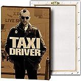 Moderne Kunst Poster Taxi Driver Thriller Film Gemälde