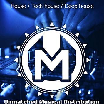 House / Tech House / Deep House