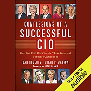 Confessions of a Successful CIO audiobook cover art