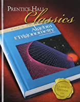 Algebra and Trigonometry: Functions and Applications (Classic Edition) 0201861011 Book Cover
