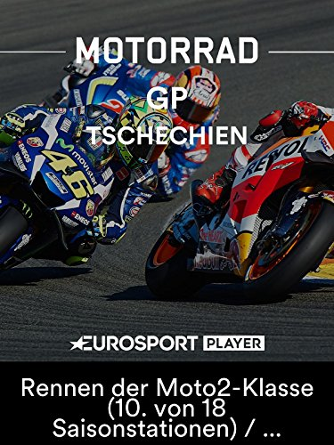 Motorrad: MotoGP - Großer Preis von Tschechien in Brünn - Rennen der Moto2-Klasse
