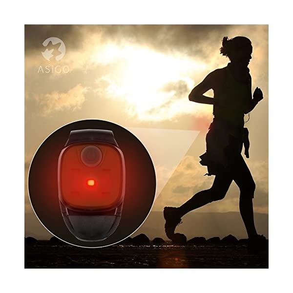 Linterna Frontal LED Lámpara de Cabeza, Luz Impermeable para Camping, Bicicleta, Trail Running, Marcha, Escolares 2… 1