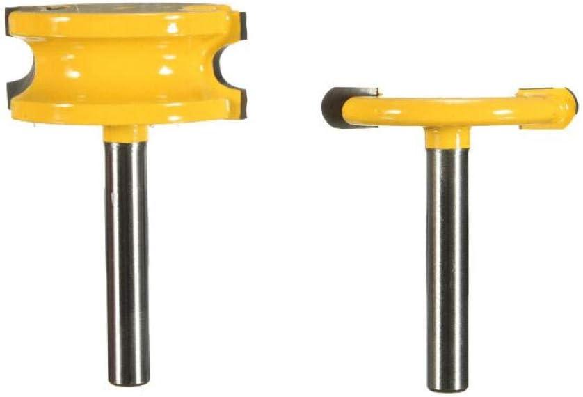 Max 48% OFF Drill Bit 2Pcs Set 1 4 mm 2 Many popular brands or Arc Kni Shank Tenon T-shaped