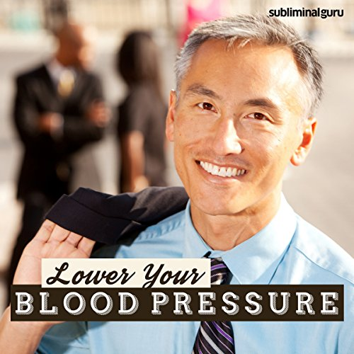 Lower Your Blood Pressure audiobook cover art