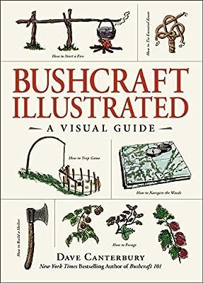 Bushcraft Illustrated: A Visual Guide from Adams Media