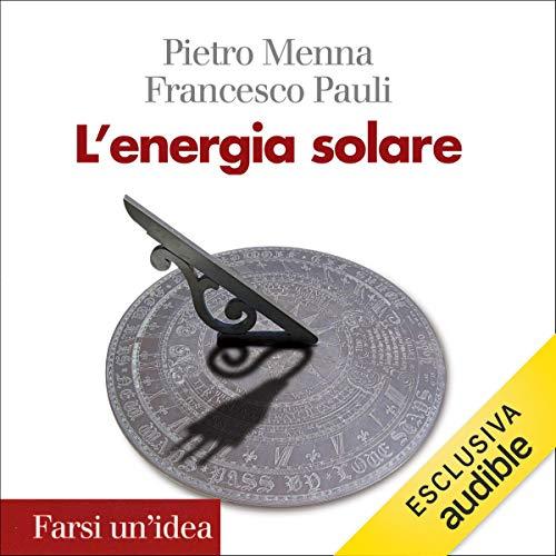 L'energia solare copertina
