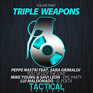 Triple Weapons (Volume Three)