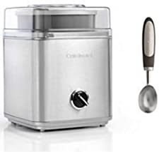 Cuisinart Sorbetière - Turbine à glace Sorbetière ICE30BCE + cuillère à glace of