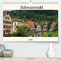 Schwarzwald (Premium, hochwertiger DIN A2 Wandkalender 2022, Kunstdruck in Hochglanz): Kulturlandschaft Schwarzwald in Bildern festgehalten. (Monatskalender, 14 Seiten )