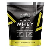 Amazon-Marke: Amfit Nutrition Advanced Whey Protein...