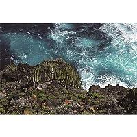ジグソーパズル1000ピース大人, 海辺の自然の風景装飾壁画2 /木製パズル/非常に難しくて面白いゲームおもちゃ/子供向けのクリエイティブギフト,003