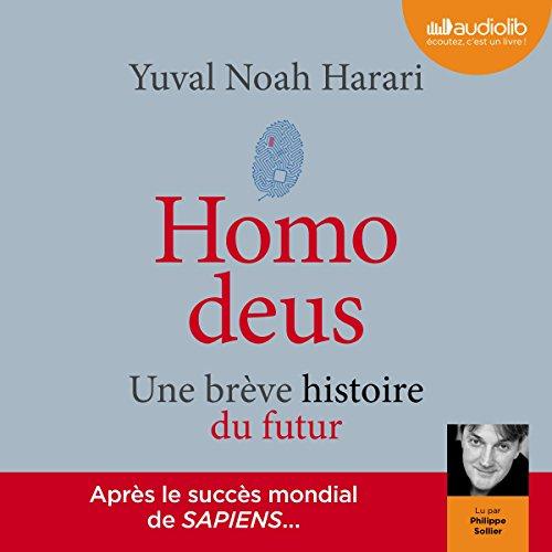 Homo deus: En kort historia av framtiden