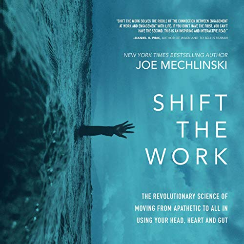 Shift the Work audiobook cover art