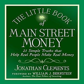 The Little Book of Main Street Money cover art