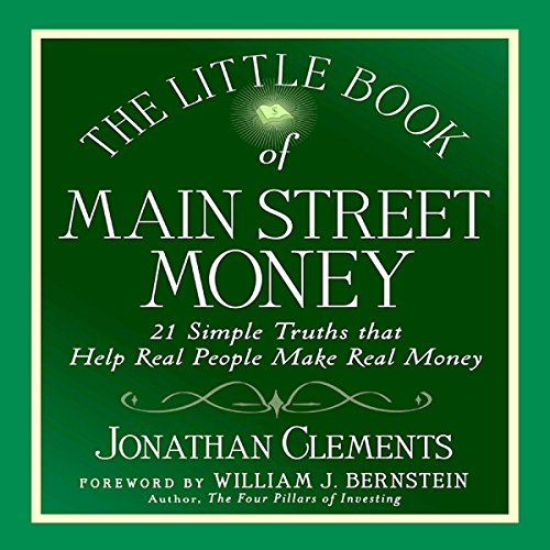 The Little Book of Main Street Money audiobook cover art
