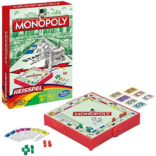 Hasbro 34979 - Spiel Reis Monopoly, Mehrfarbig