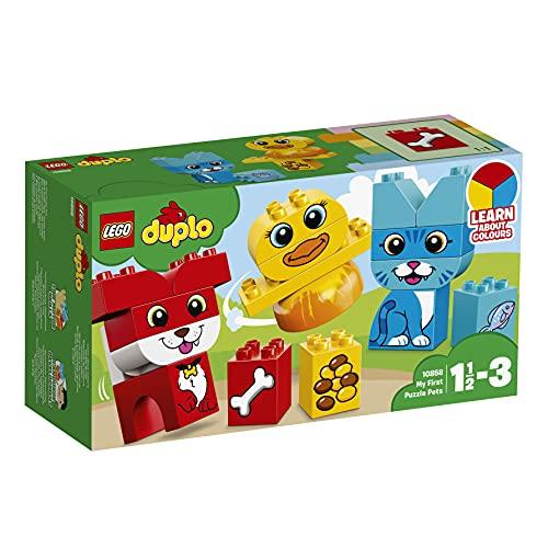 LEGO 10858 DUPLO My First Il mio primo puzzle degli animali (Ritirato dal Produttore)