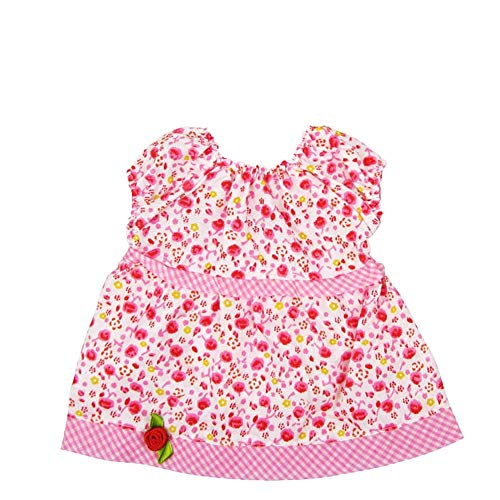 BOVER BEAUTY 1PC Puppenkleidung, Puppenkleid Nette Puppen Puppenkleidung Puppen Outfit mit Dirndl-Outfit für Puppen