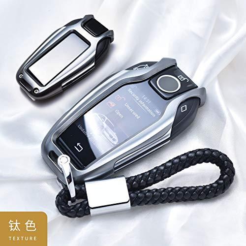 DYBANP pour BMW 7 Series Key Cover 730li740 Smart 5 Series 530le6 Series GT Écran LCD Écran à clés, 16