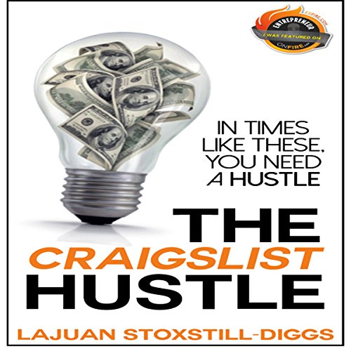 The Craigslist Hustle audiobook cover art