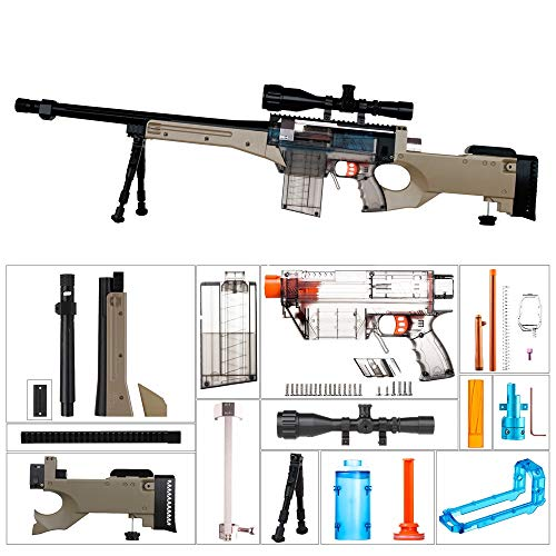 WORKER L96AWP A Style Kits for Prophecy-R and Retaliator