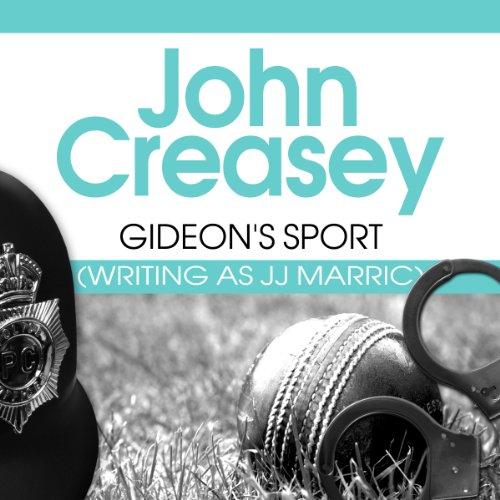 Gideon's Sport cover art