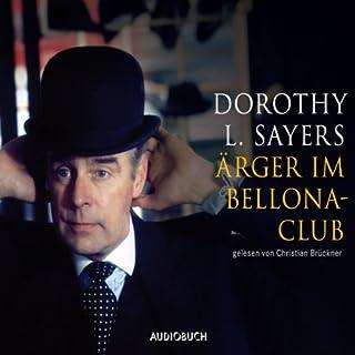 Ärger im Bellona-Club (Ein Fall für Lord Peter Wimsey 4) Titelbild