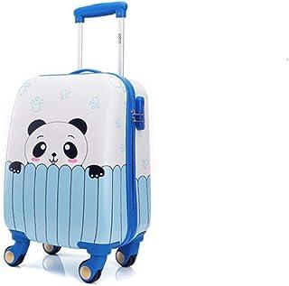 Panda Chinese Cartoon Cute Meets The Needs of Children Travel Blue